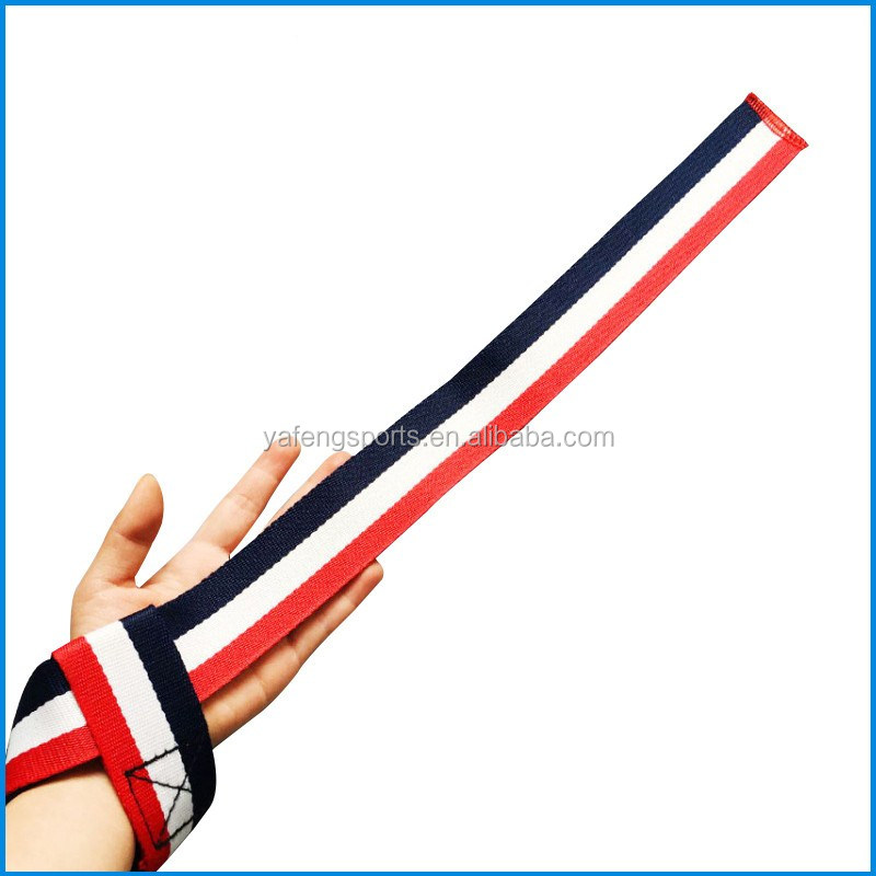 Customized powerlifting wrist straps protector brace