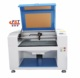 9060 Water cooling laser cutting machine laser cut acrylic cake toppers machine