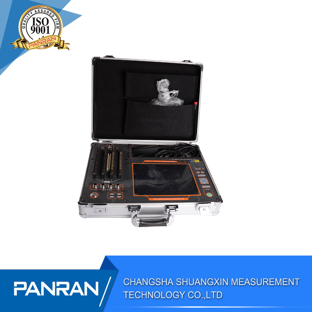 Fingerprint Recognition Function Automatically Report The Output Data Acquisition Unit