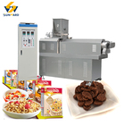 Automatic bugles chips extruding line / snacks food maker / snack food machine