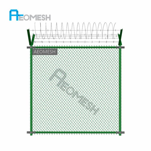 China Pvc Fence Wire Mesh Wholesale Alibaba