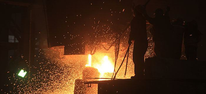 Alloy Steel Casting/1 4848 High Temperature Steel Casting/casting ...
