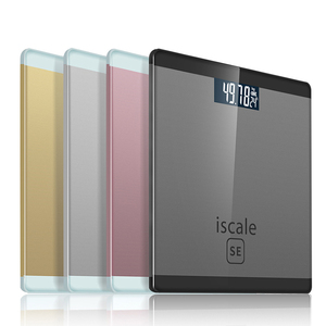 Tempered Glass Personal Weight 180Kg Weighing Household Digital Bathroom Scale