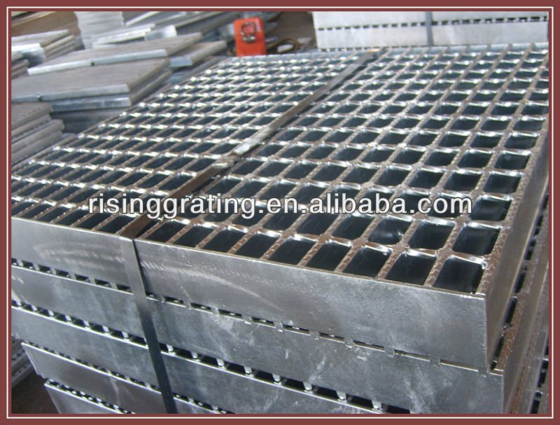 hot dipped galvanizing patio drainage
