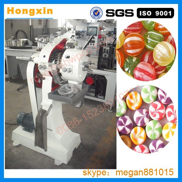 1T capacity automatic hard boiled candy making forming machine and hard candy machine mold