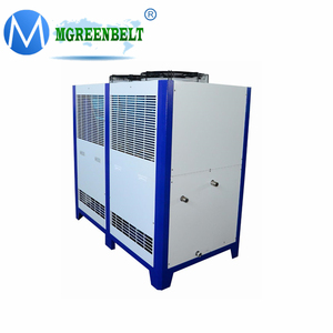 China supplier stainless steel tank milk cooling air cooled water chiller