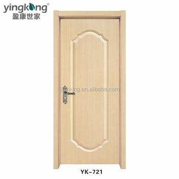 Yk721 High Grade Top Arch Cheap Pvc Interior Wooden Exterior Wooden