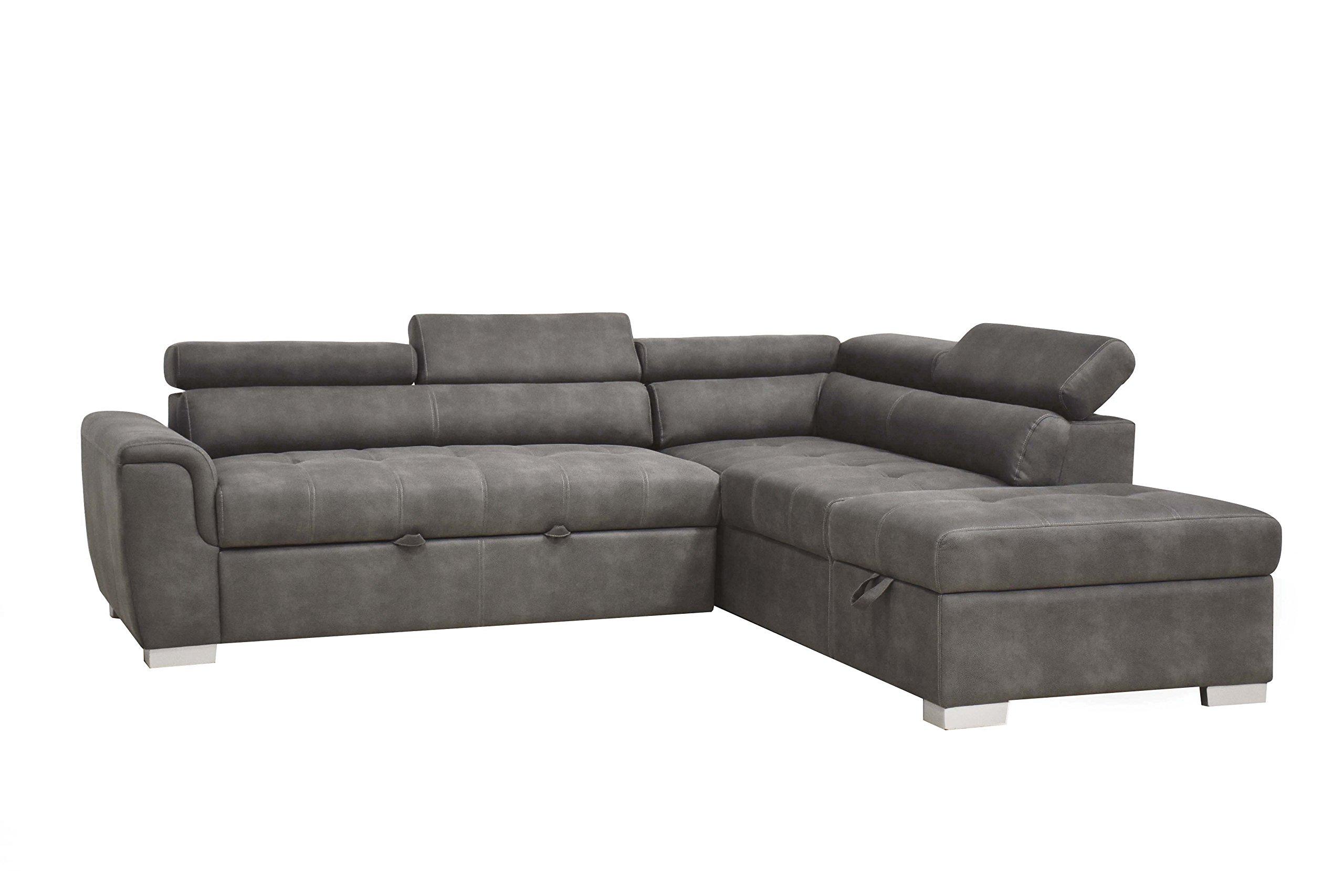 Cheap Microfiber Sectional Sleeper Sofa, find Microfiber ...