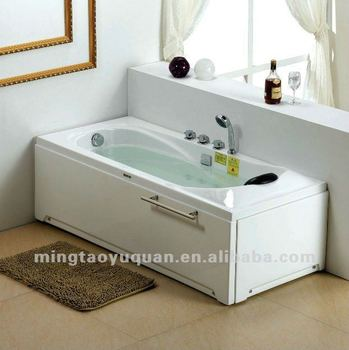 self-heating and auto filling water whirlpool bathtub - buy