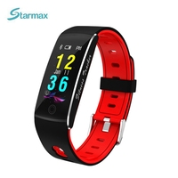 Starmax Factory price waterproof sport Fitness Activity Tracker Smart Band Wristband Pulsera Inteligente Smart Bracelet