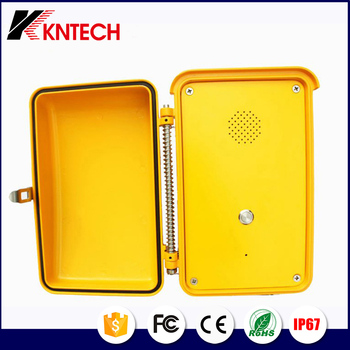 Handsfree telephone emergency phone Oil& gas telephone knsp-04