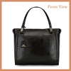 2016 Summer Lady Brand Elegant Leather Handbag with Detachable Strap