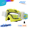 roll off motorcross goggle,factory roll off motorcycle goggle,racing roll off motocross goggle