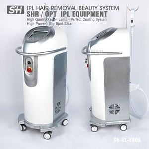 New beauty ipl rf e light machine hair spa machine for skin care