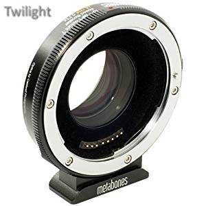 Metabones Speed Booster Ultra 0.71x Adapter for Canon FD-Mount Lens to Micro Four Thirds-Mount Camera