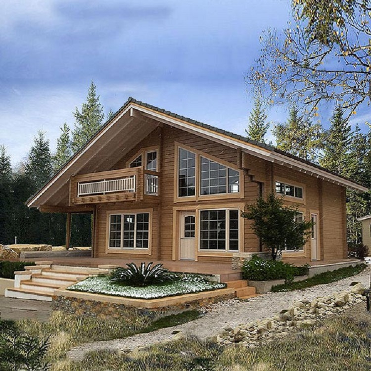 High Quality Log Cabin Kit Wooden Home Prefabricated Wooden House - Buy Log  Cabin Kit Wooden Home,Prefabricated Wooden House,Wooden House Product on
