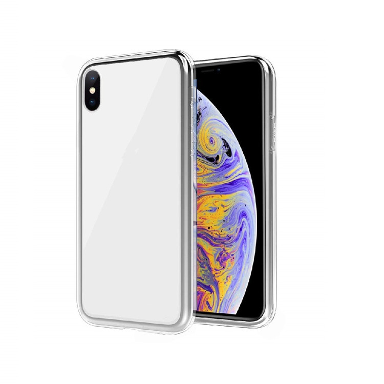 MoKo Soft TPU phone cases for iPhone Xs Max 6.5 inch 2018