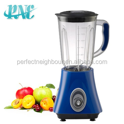 Custom Kitchen 400w Blender PN-619P Juicer and Mixer
