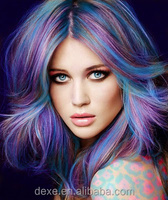 2016 Dexe Hair Color Pastel Chalk - Buy Color Chalk For Hair ...