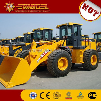 Alibaba China Golden Supplier XCMG ZL50GN mini wheel loader for sale