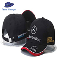 Men Snapback Lewis Hamiltons Line Power Sports Motorcycle Snapback Hats F1 Racing Sports Baseball Automobile Baseball