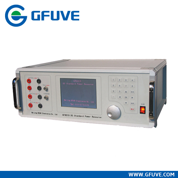 GF6019 portable DC voltage power source