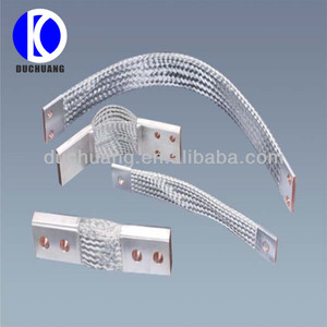 New Product Electric Cable Copper braided Wire and connector