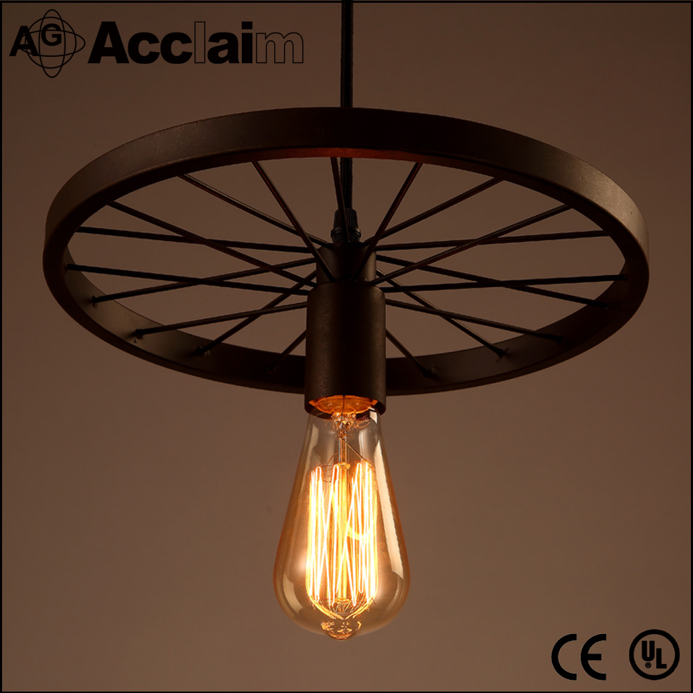 pendant ceiling spider chandelier itm retro light industrial edison heads lamp