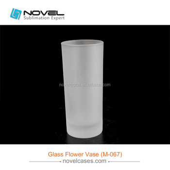 Fashion Design Sublimation Blank Flower Vaseround White Vase Buy
