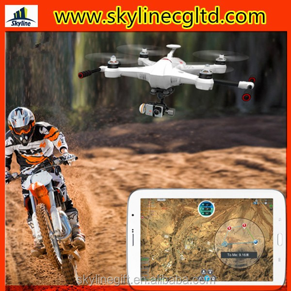 No.1 hot seller Follow Me quadcopter, GPS professional drone with HD camera vs lily drone