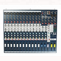 12 Channel Audio Mixer with High-Performance /Effects EFX12