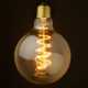 Vintage lighting style bulb Edison G125 25W 40W 60W dimmable G125 E26 E27 B22 decorative Edison bulb