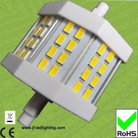 PF>0.9 7w 8w led r7s new products in the market