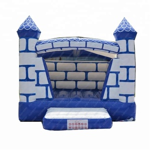Mini Ice House inflatable Combo Jumping Bounce For Sale