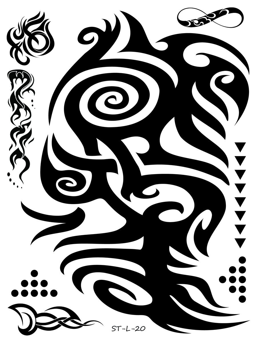 Cheap Tribal Tattoos Letters, find Tribal Tattoos Letters deals on