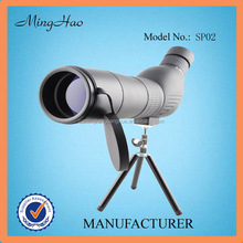 2016 New optical product Angled Spotting Scope for bird watching