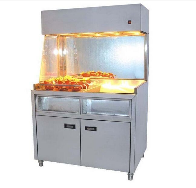 pressure fryer chicken machine
