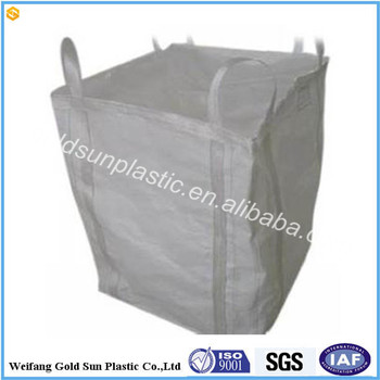 2 Ton Heavy Duty Plastic Bags 1 Fertilizer Bag Pp Bulk