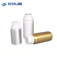 250Ml Essential Oils Aluminum Cosmetic Bottle