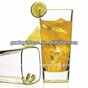 270ml Square Highball Glasses cup /drinking glasses/ juice glass