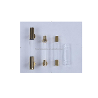 Acrylic Modern Cabinet Handle Pull Furniture Door T Bar Knobs and Pull Handles Golden ,acrylic handle
