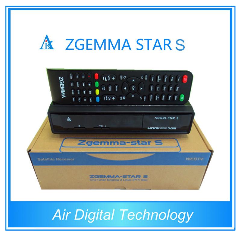 Zgemma Star S Lnb Satellite Receiver Dvb-s2 Satellite Antenna Arabic Iptv  Box - Buy Arabic Channels Iptv Box,Zgemma Star,Zgemma Satellite Receiver