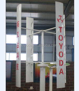 vertical axis wind turbines wind blade