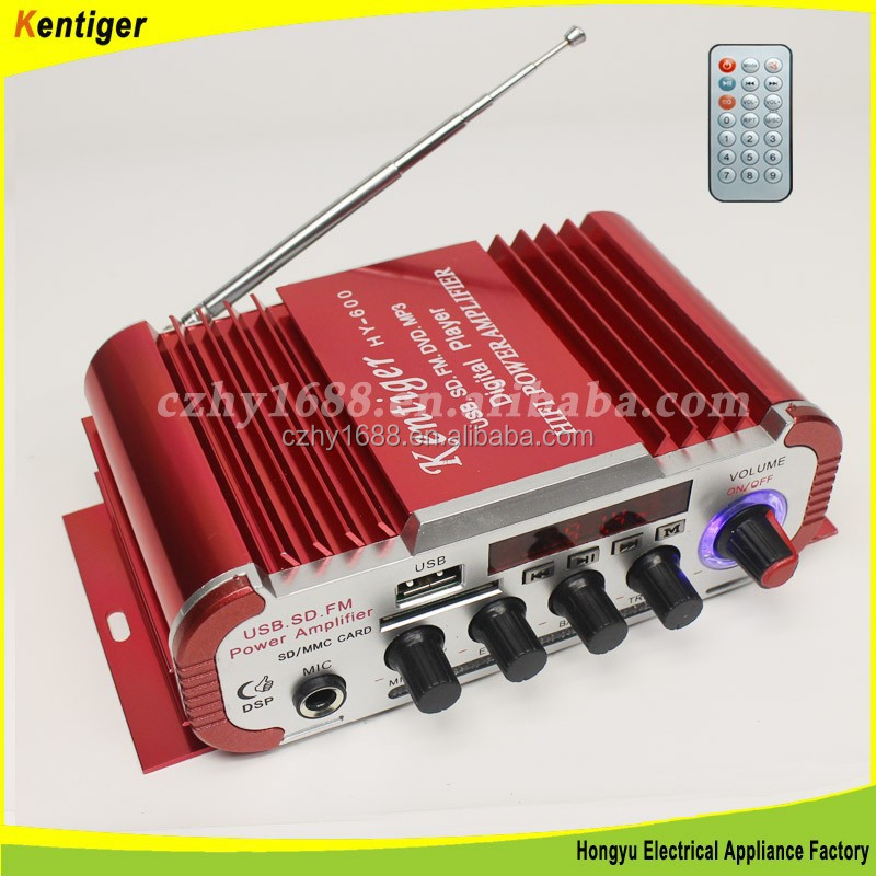 Mini auto amplifier\use per l'Egitto \middle East amplificatore car audio