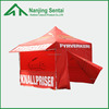 3x3m metal frame sun shade waterproof outdoor camping tent
