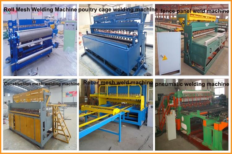 welded wire mesh machine manufacturers