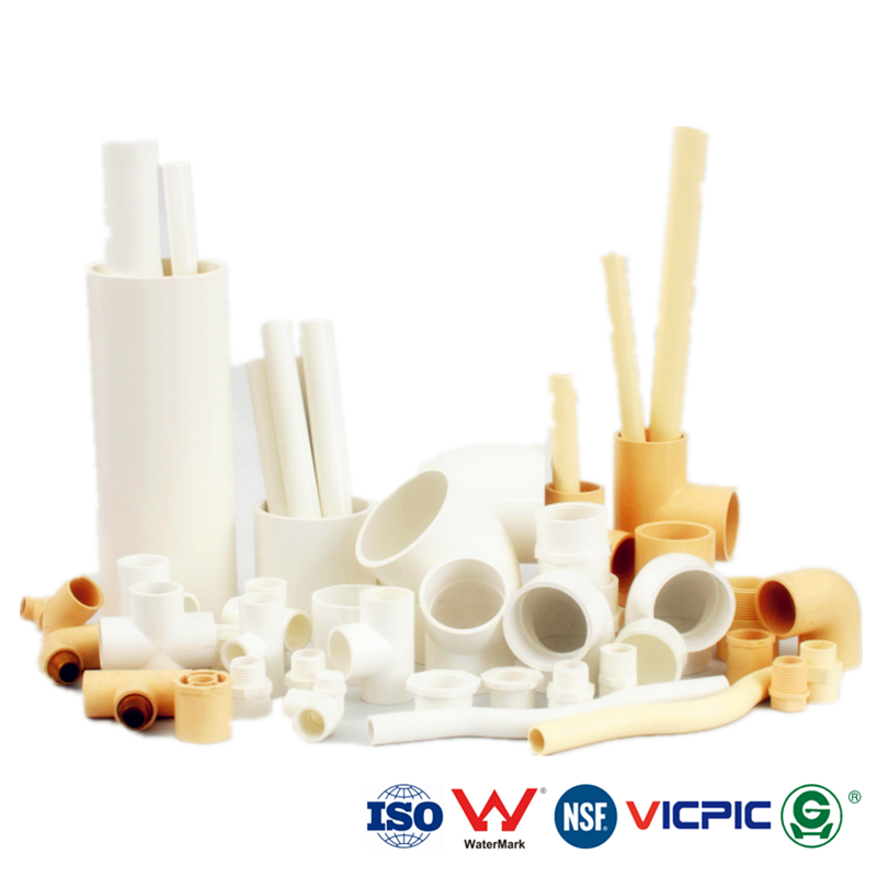 u pvc pipe and fittings manufacturers india