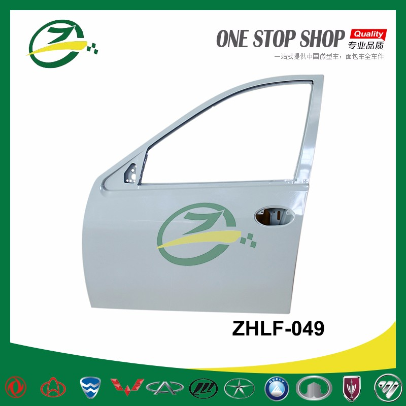 auto body parts front door panel for lifan 520 auto parts LAX6101001F01 LAX6102001F01