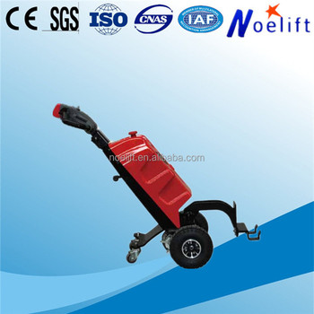 Trailer Walkie Electric Tugger Tow Tractor Supplier
