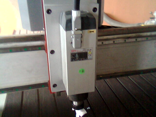 6kw Italy HSD ATC air cool spindle